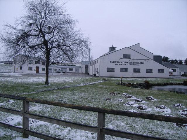 Glenallachie Destillerie, Foto von Nicholas Mutton, CC-Lizenz