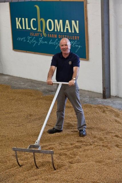 John MacLellan - Distillery Manager of the year