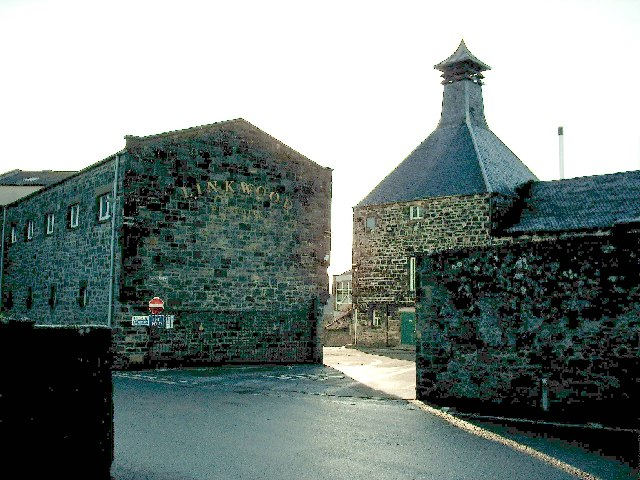 Linkwood Destillerie. Bild von Christopher Gillan, CC-Lizenz