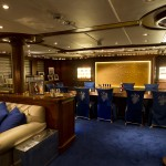 Interiors of Yacht Voyager, Honk KongPhotograph by Tim Bishop/Diageo