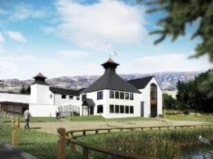 Die neue Adelphi-Destillerie Ardnamurchan