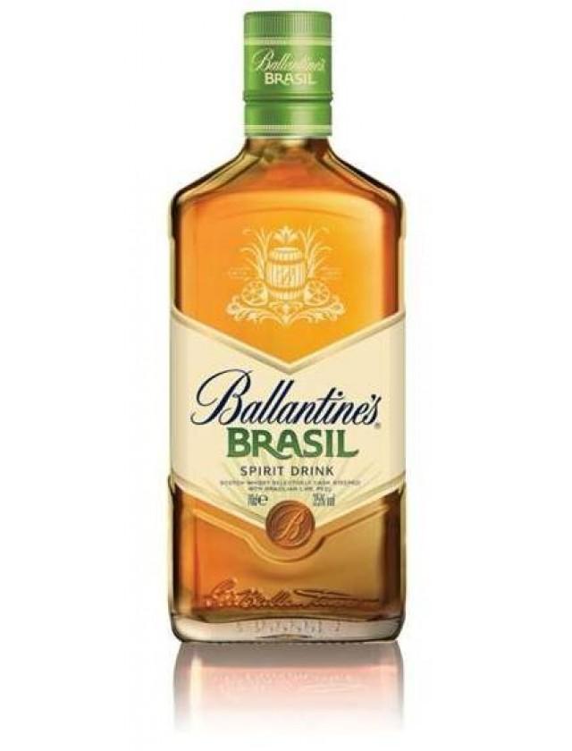 Ballantine's mit Limette - eine kreative Möglichkeit, mehr Whisky zu verkaufen