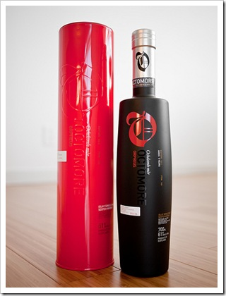 "Octomore ""Orpheus"" Edition 02.2 61%"