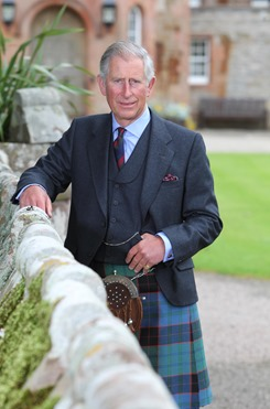 NHI inspired by The HRH Prince Charles Duke of Rothesay