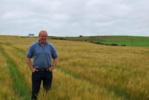 James Brown Barley