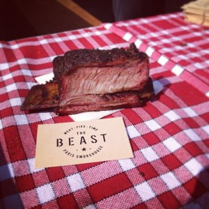 the beast viande