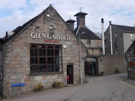 glen garioch distillerie