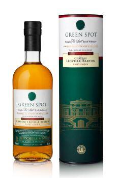 Green spot wine cask