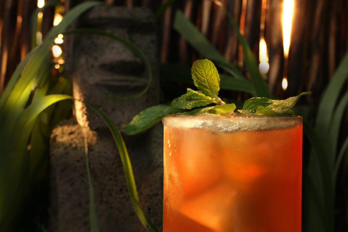 Zombie, la quintessence du cocktail tiki