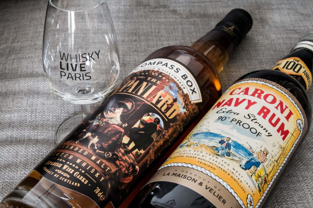 On a des places à vous filer pour le Whisky Live 2018