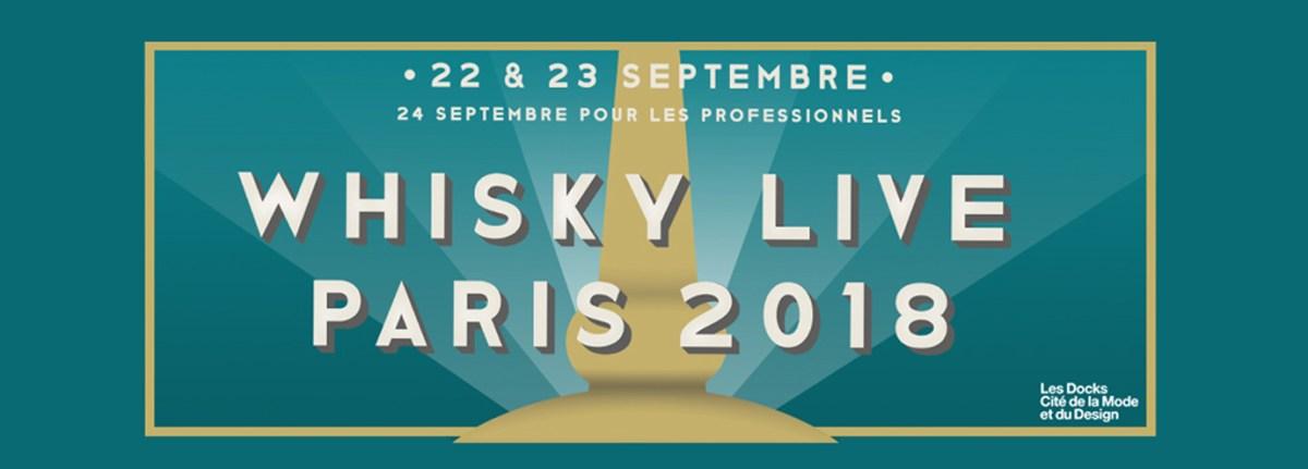 Whisky Live 2018 : les immanquables du salon
