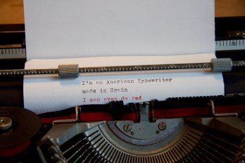 Underwood, typeface