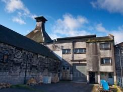 The closed Convalmore Distillery