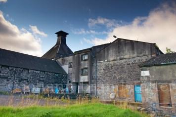 Abandoned buildings, Convalmore Distillery