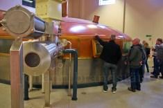 Mashtun, Glenfiddich Distillery