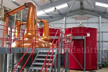 Stillhouse, Wolfburn Distillery