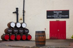 Tomatin Distillery and Visitor Centre