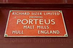 Porteus malt mill