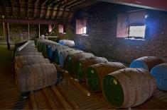 Warehouse, Tomatin Distillery
