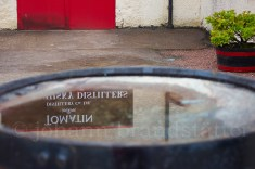 Reflection,Tomatin Distillery