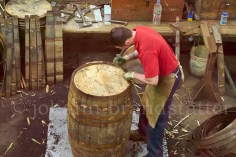 Cooper working, Speyside Cooperage