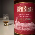 BenRiach 12 Year Old (Sherry Wood)