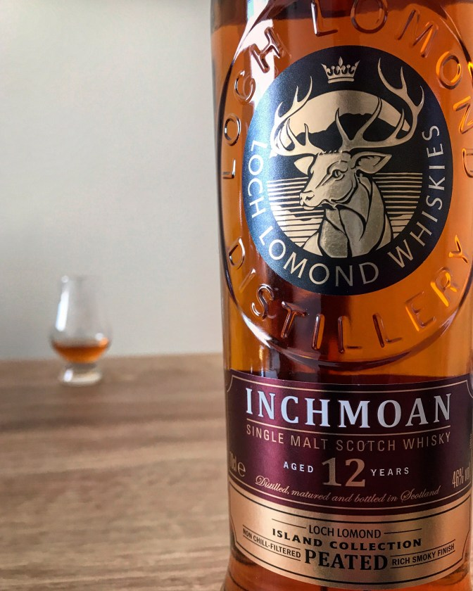 Inchmoan (Loch Lomond) 12 Year Old Single Malt – Whisky Reviews