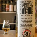 Kilkerran 8 Year Old 'Cask Strength'