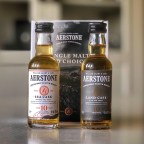 Aerstone Single Malt – Sea Cask & Land Cask