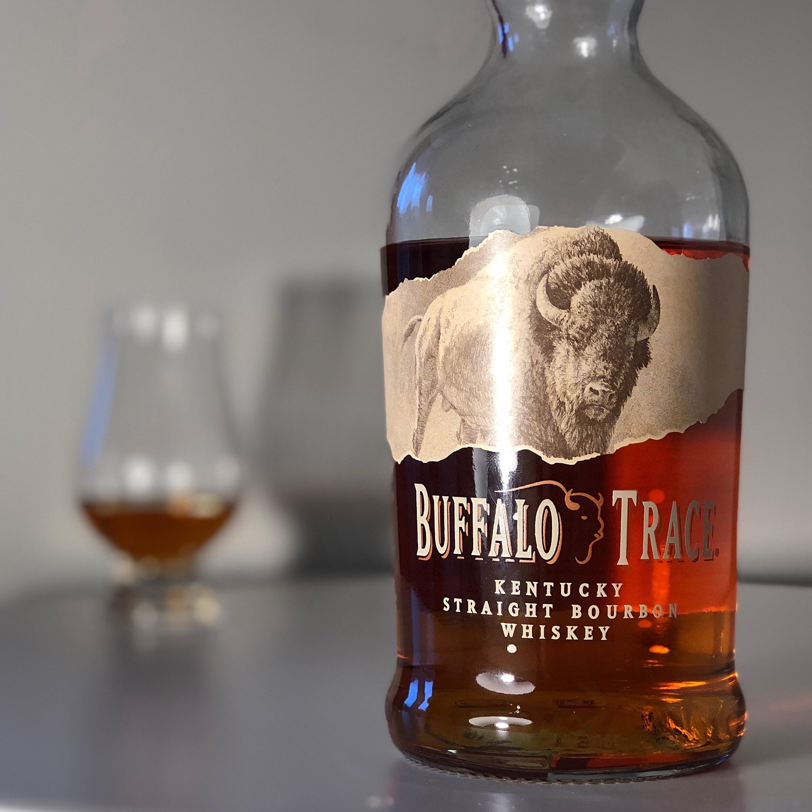 Buffalo Trace Kentucky Straight Bourbon Whiskey – Whisky Reviews