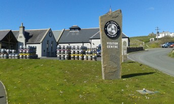 Orkney Brewery - A welcome site for the raiding party