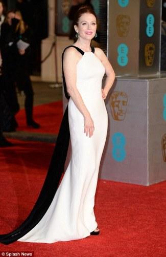 Julianne Moore BAFTAs 2016