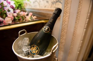 Champagne on Ice at The Ritz London