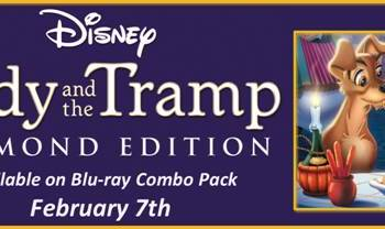 The Lady & The Tramp: Diamond Edition Giveaway!