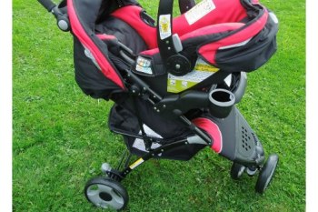 Baby Gift Guide Event: Eddie Bauer Travel System! ARV of $249.99 (US Only)