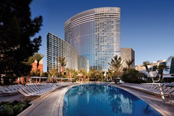 MGM Aria Resort and Casino Las Vegas: It May Be Fall But, Summer is Still in Full Swing in Las Vegas!