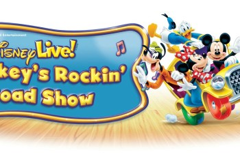 Hit the Road with Disney Live! Mickey's Rockin' Road Show is Coming to Windsor and A City Near You! #disney