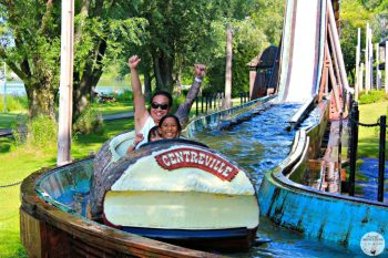 Summer Fun in Toronto: Spend a Day in Centreville and Enjoy Centre Island. #travel