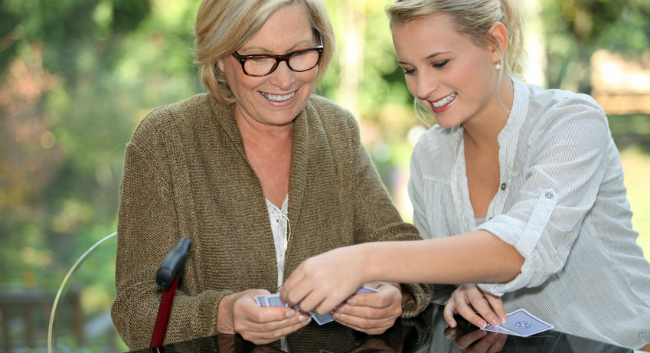Live In Caregivers