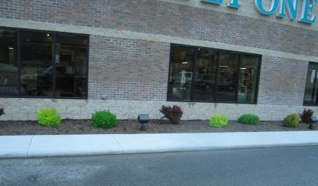 Really bad landscaping