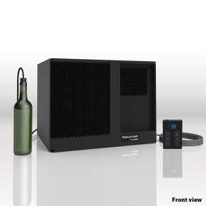 WhisperKOOL Ductless Platinum Split Wine Cellar Cooling Unit