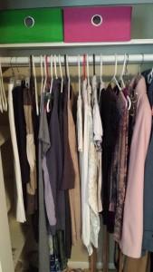 konmari closet