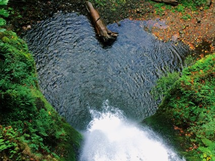 heart waterfall