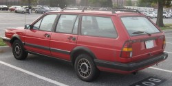 vw quantum station wagon