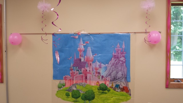 castle decoration