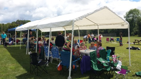 church picnic 2