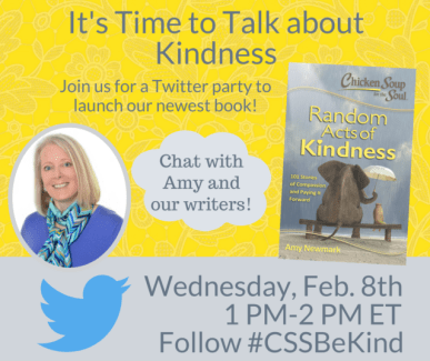 Random Acts of Kindness Twitter Chat