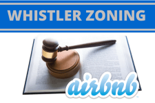 Whistler Zoning Airbnb Syndrome