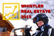 Whistler Real Estate 2015