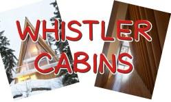 Whistler Cabins